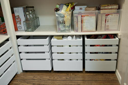 Easy Diy Pantry Organization Diyideacenter Com