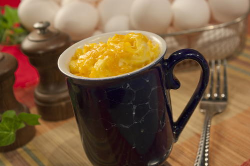 Coffee Cup Scramble Mrfood