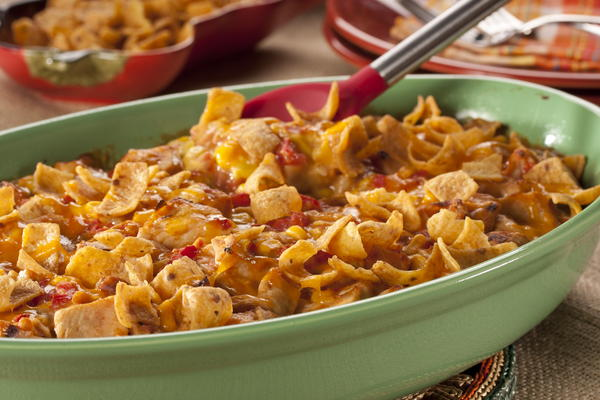 Corn Chip Chicken Casserole