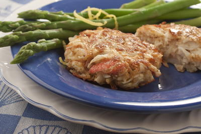 Crab Potato Cakes