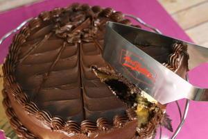 Mrs. Fields Slice 'N Easy Cake Cutter