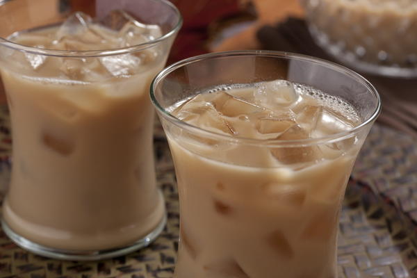 Creamy Maple Coffee Punch
