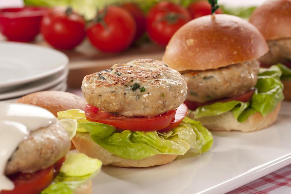 Easy Cheesy Turkey Sliders | MrFood.com