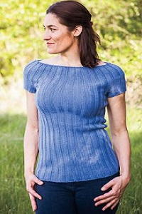 Light and Easy Knit Top