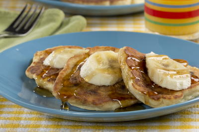 Stuffed Cottage Cheese Pancakes