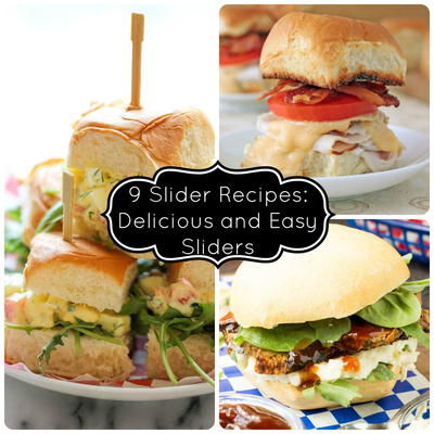 9 Slider Recipes: Delicious and Easy Sliders