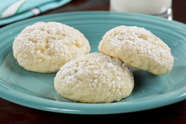 Cottage Cheese Cookies