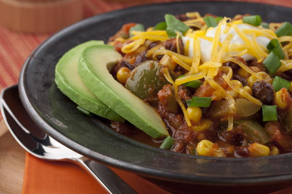 Southwest Veggie Chili