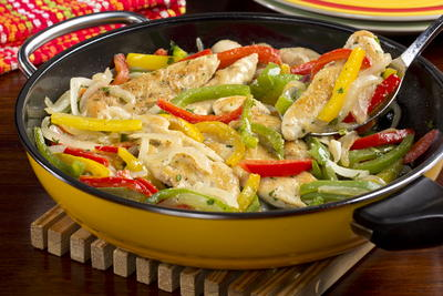 Chicken Veggie Saute