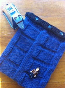 Dr Who Tardis DIY iPad Case