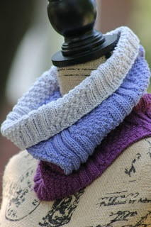 Lilac Dream Cowl