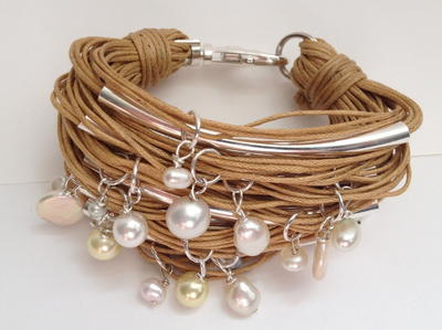 Summer Pearls Bracelet