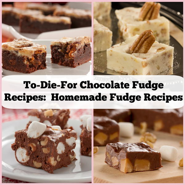 Easy fudge making recipes