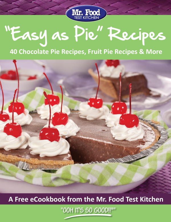 Easy as Pie Recipes eCookbook