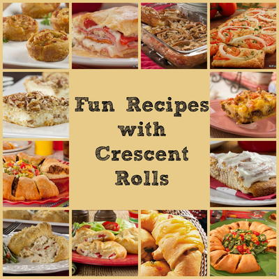 14 Super Easy Crescent Roll Recipes