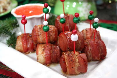 Holiday Party Appetizers & Drinks | MrFood.com