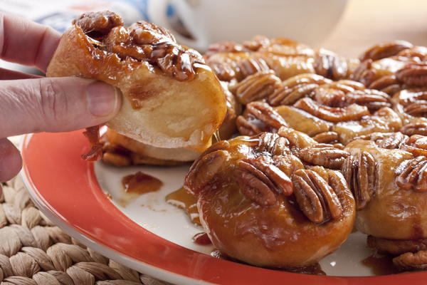 Texas Sticky Buns
