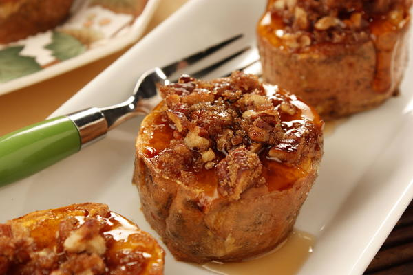 Sweet Potato Crowns