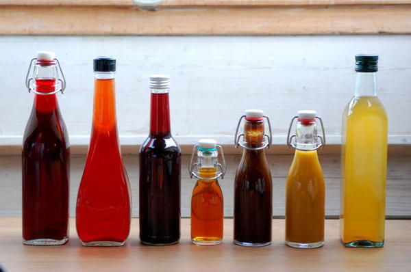 Fruit Infused Vinegar Recipes