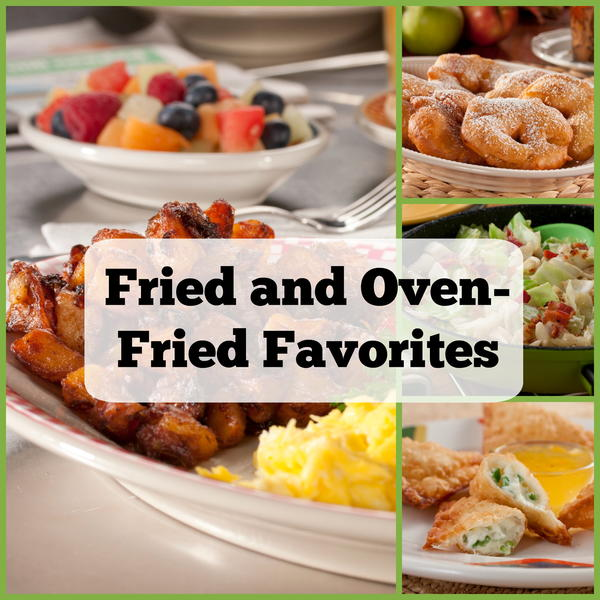 Fried and Oven-Fried Favorites