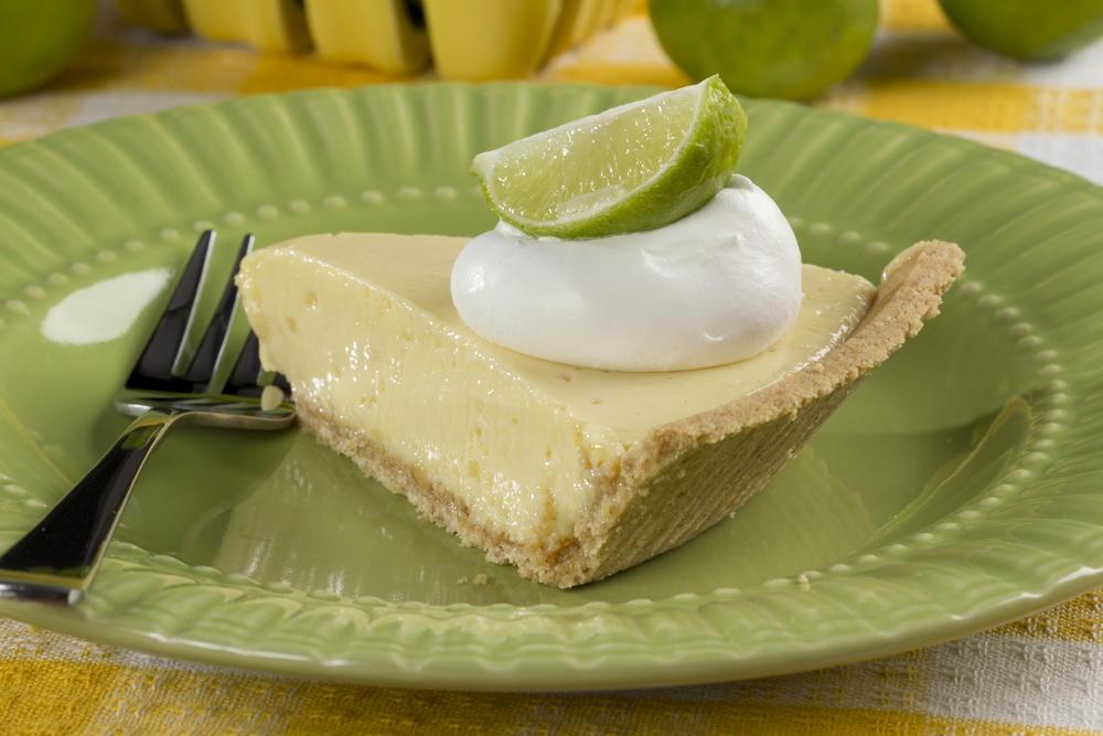 Easy Key Lime Pie   MrFood.com