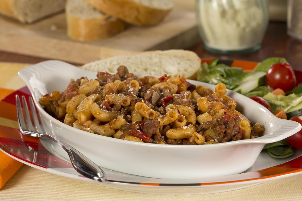 America Test Kitchen Beef Goulash
