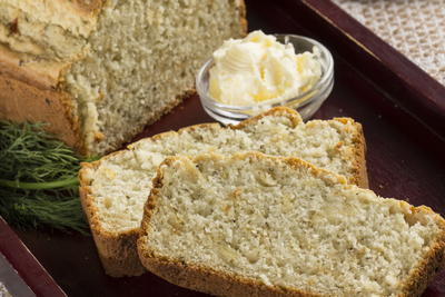 Easy Onion Bread