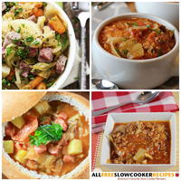 5 Slow Cooker Cabbage Soup Recipes You Should Make Today