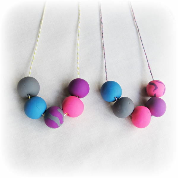 Gorgeous Gumball DIY Necklace