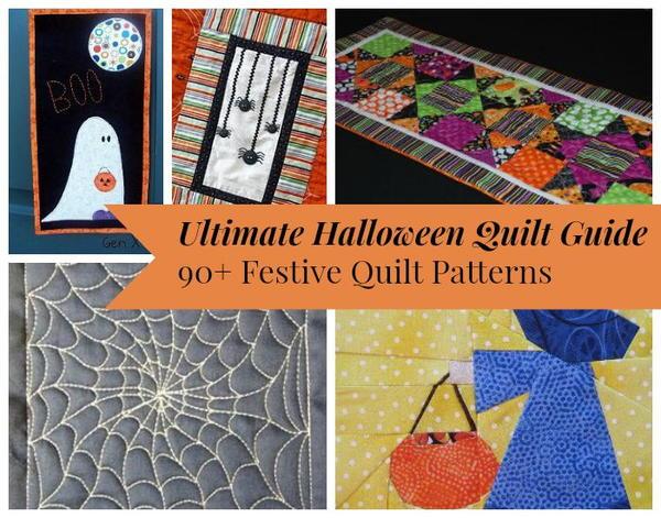 Halloween Quilt Patterns