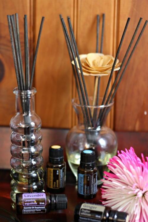 Essential Oil Homemade Air Freshener Diyideacenter Com