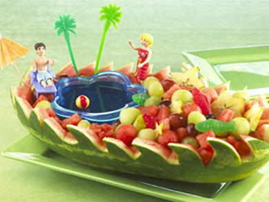 Watermelon Swimming Pool