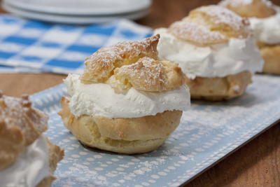 State Fair Cream Puffs