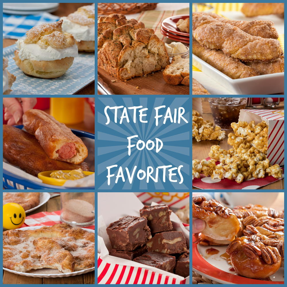 Fair Food Recipes