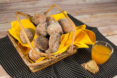 Vintage Apple Cider Donuts Recipe