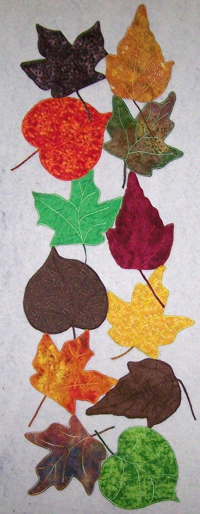Autumn In New England Table Runner