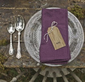 Winter Forest Place Cards