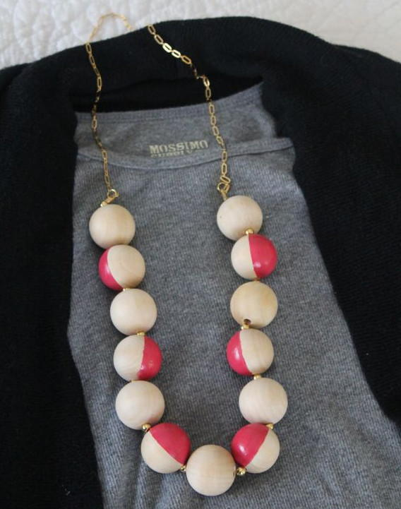 Delightfully Easy Designer Necklace