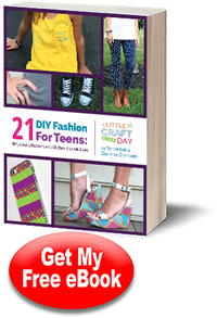 DIY Fashion for Teens 21 DIY Jewelry Patterns and Clothes Kids Will Love free eBook
