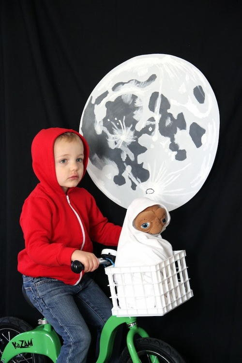 ET DIY Halloween Costume