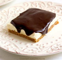 Hubby's Boston Cream Delight