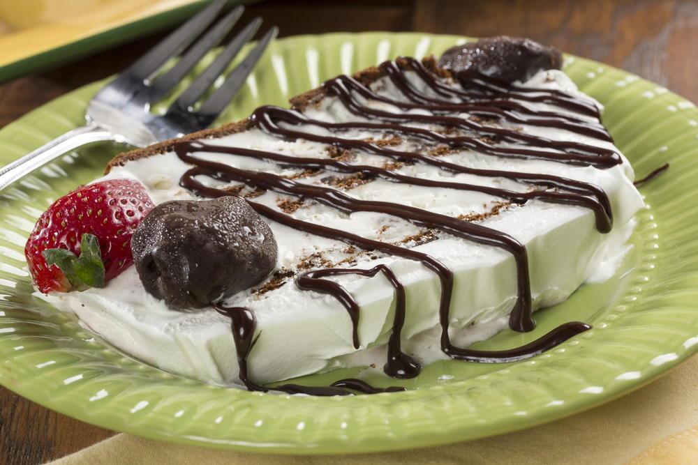 No Bake Ice Cream Sandwich Cake Recipe
