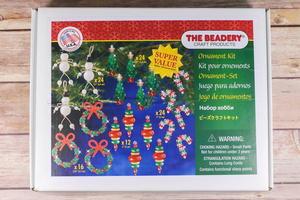 Beaded Ornament Kit
