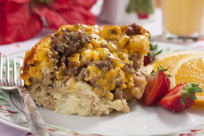 Super Easy Christmas Morning Menu Christmas Breakfast Ideas Mrfood Com Easy Diy Christmas Decorations Tissureus