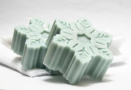 Snowflake Lotion bar Recipe