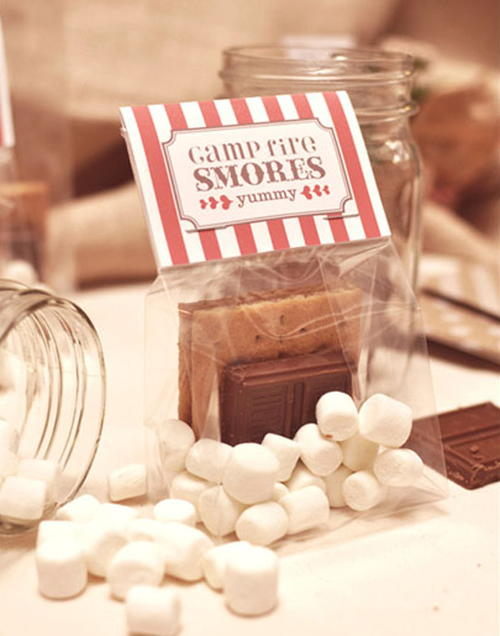 Hot Cocoa Smores Kit