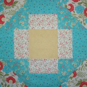 Lovely Cross Table Topper Pattern