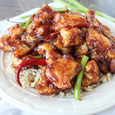 Quick and Easy General Tsos Chicken