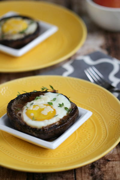 Grilled Eggs in Portobello Mushrooms_1