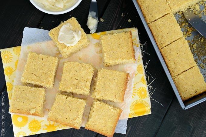 Maple Brown Butter Cornbread | FaveSouthernRecipes.com